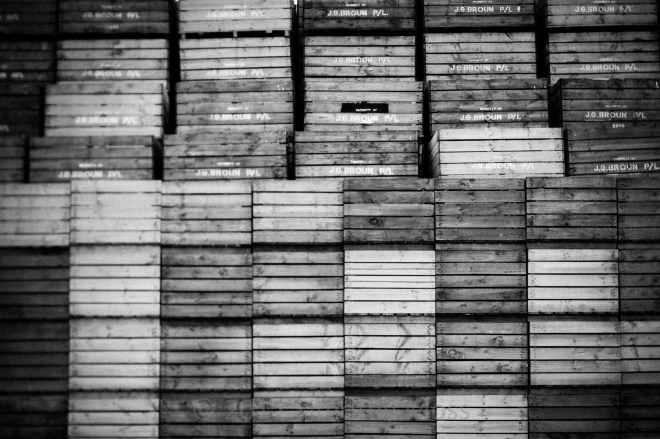 Crates-Lensbaby-black-and-white