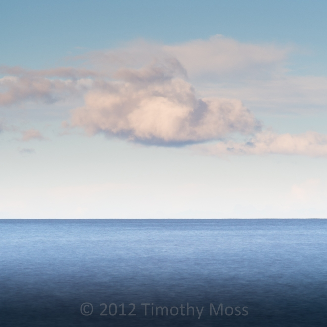 Clouds-Seascape